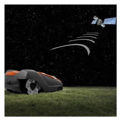 Husqvarna robotas vejapjovė AUTOMOWER® 520 3